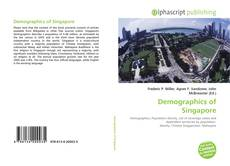 Bookcover of Demographics of Singapore