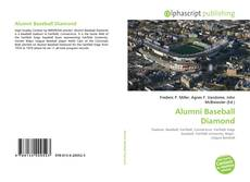 Обложка Alumni Baseball Diamond