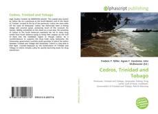 Copertina di Cedros, Trinidad and Tobago