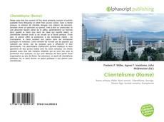 Bookcover of Clientélisme (Rome)