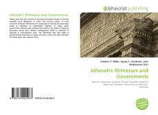 Bookcover of Jehovah's Witnesses and Governments