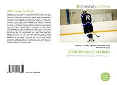 Обложка 2008 Stanley Cup Finals