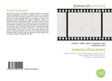 Bookcover of Johanna (Character)