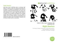 Bookcover of Right Realism