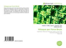 Bookcover of Attaque par Force Brute