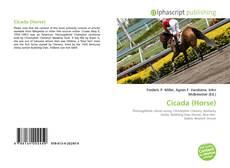 Borítókép a  Cicada (Horse) - hoz