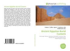 Borítókép a  Ancient Egyptian Burial Customs - hoz