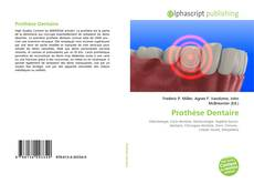 Bookcover of Prothèse Dentaire