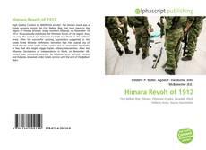 Bookcover of Himara Revolt of 1912