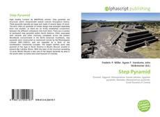 Buchcover von Step Pyramid