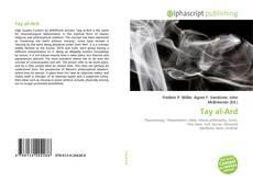 Buchcover von Tay al-Ard