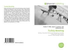 Buchcover von Turkey Bowling