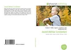 Javed Akhtar (cricketer)的封面
