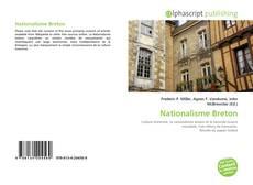 Portada del libro de Nationalisme Breton