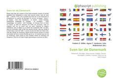 Buchcover von Sven Ier de Danemark