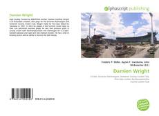 Bookcover of Damien Wright