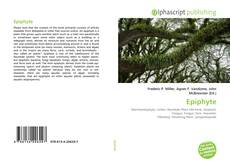 Bookcover of Epiphyte