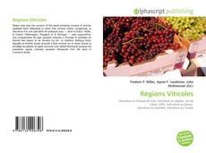 Régions Viticoles kitap kapağı