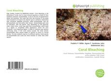 Bookcover of Coral Bleaching