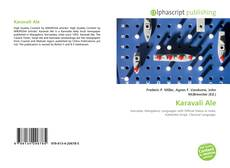 Bookcover of Karavali Ale