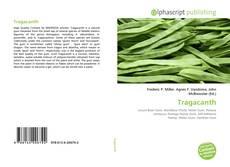 Tragacanth的封面