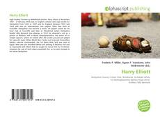 Buchcover von Harry Elliott