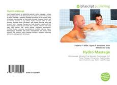 Bookcover of Hydro Massage