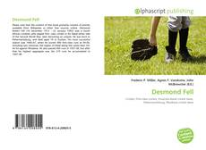 Bookcover of Desmond Fell