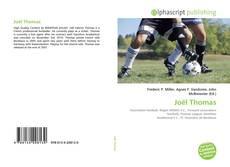 Buchcover von Joël Thomas