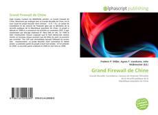 Grand Firewall de Chine的封面