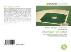 Обложка John Higgins (cricketer)