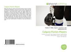 Capa do livro de Calgary Flames Players