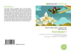 Bookcover of Fleet Model 1