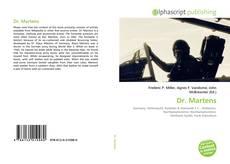 Bookcover of Dr. Martens