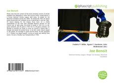 Bookcover of Joe Benoit