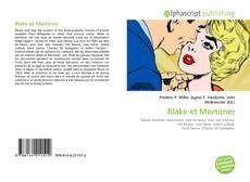 Buchcover von Blake et Mortimer