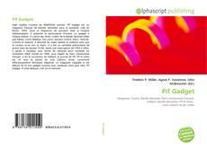 Bookcover of Pif Gadget