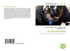 Bookcover of Jay Bouwmeester