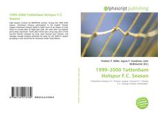 Portada del libro de 1999–2000 Tottenham Hotspur F.C. Season