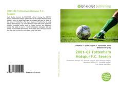 Portada del libro de 2001–02 Tottenham Hotspur F.C. Season