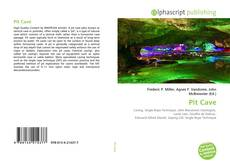 Bookcover of Pit Cave