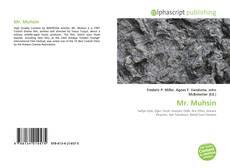 Bookcover of Mr. Muhsin