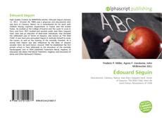 Bookcover of Édouard Séguin
