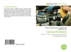 Bookcover of Lorraine Nicholson
