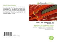 Bahá'í Faith in Uruguay的封面