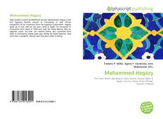 Bookcover of Mohammed Hegazy