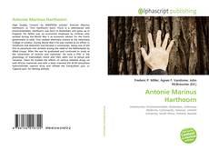 Обложка Antonie Marinus Harthoorn