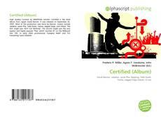 Bookcover of Certified (Album)