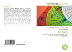 Bookcover of Ero Guro