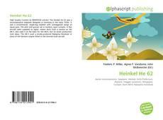 Bookcover of Heinkel He 62